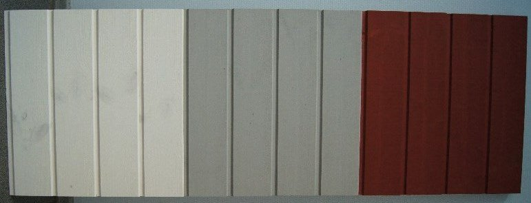 Стенд фасадная доска