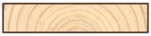 Скандинавская фасадная доска Профиль Лобовая/угловая доска